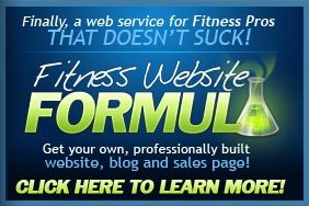 fitness web design fitness web design