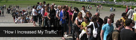 increased traffic 8 Ways to Bring More Traffic to Your Site